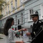 Награждаване на студенти от ВВМУ по случай Денят на народните будители